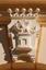 Silberlasur detail